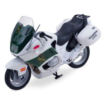 Guardia Civil BMW R1100RT fém motor modell 1/18 – Mondo