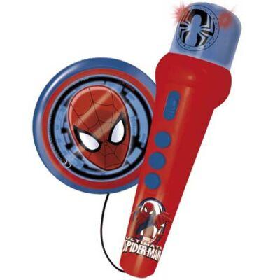 Pókember mikrofon fénnyel és hanggal – Reig