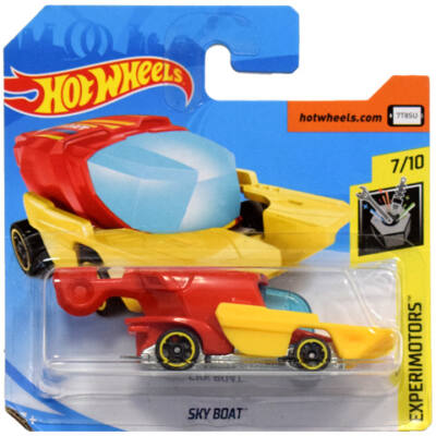 Hot Wheels: Sky Boat 1/64 kisautó – Mattel