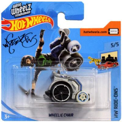 Hot Wheels: Wheelie Chair járgány – Mattel