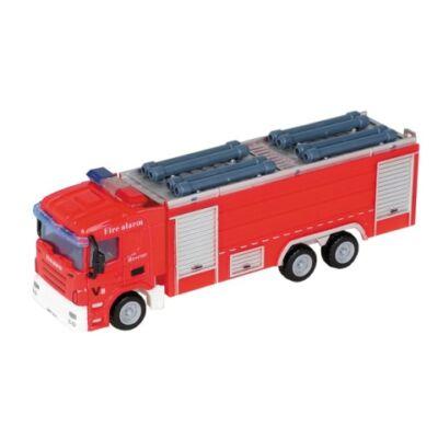 City Truck: Tűzoltóautó modell 1/64 – Mondo Motors