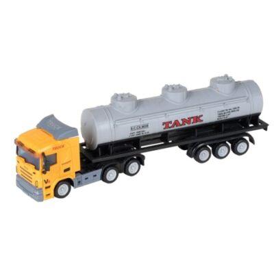 City Truck: Scania üzemanyagszállító kamion modell 1/64 – Mondo Motors