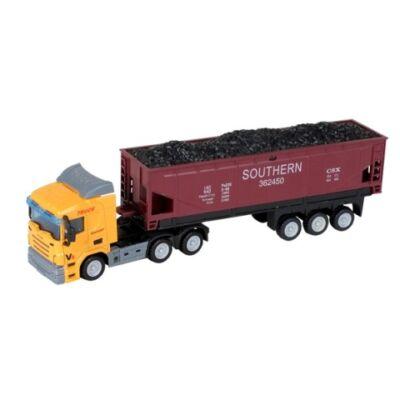 City Truck: Scania szénszállító kamion modell 1/64 – Mondo Motors