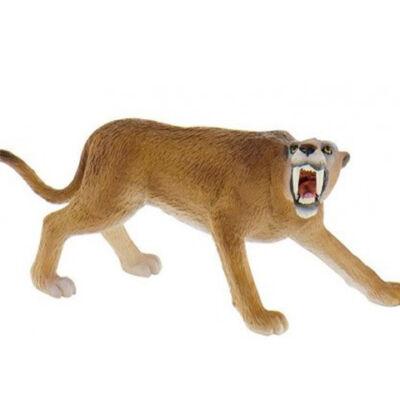 Kardfogú macska játékfigura – Bullyland