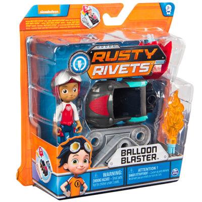 Rusty rendbehozza: Ballon Blaster szett - Spin Master
