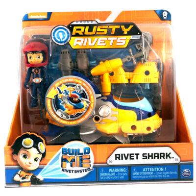 Rusty rendbehozza: Rivet Shark építhető járgány