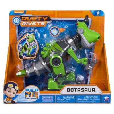 Rusty rendbehozza: Roboszaurusz dino figura - Spin Master