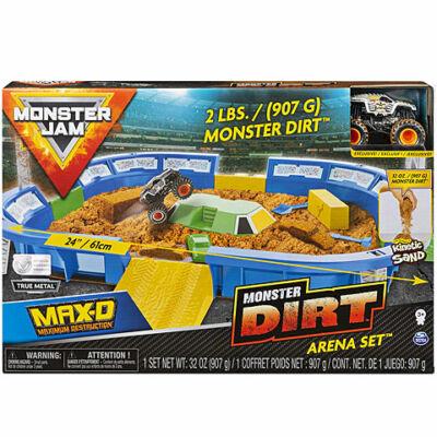 Monster Jam: Monster Dirt Aréna játékszett – Spin Master