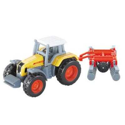 Traktor ekével modell 1/72 – Mondo Motors