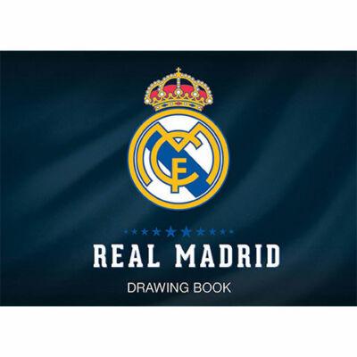 Real Madrid vázlatfüzet A/3