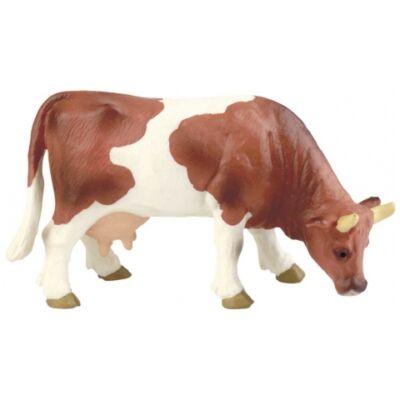 Liesel a barna foltos tehén játékfigura – Bullyland