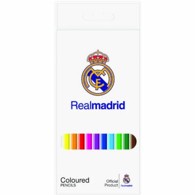Real Madrid színes 12 db-os ceruzaszett