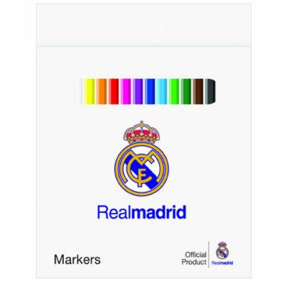 Real Madrid 12 db-os filctoll készlet