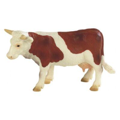 Fanny a barna foltos tehén játékfigura – Bullyland