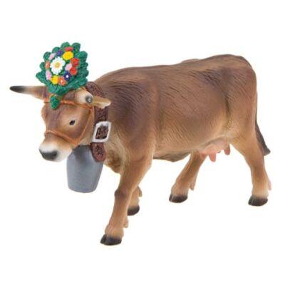 Darina az alpesi tehén játékfigura – Bullyland