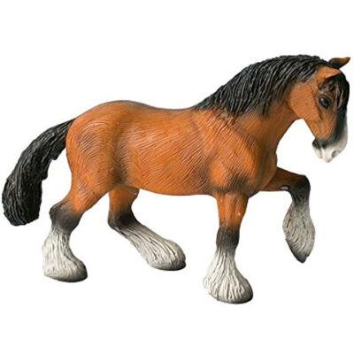 Shire ló játékfigura – Bullyland