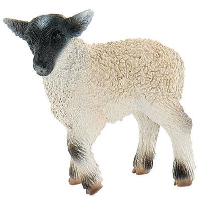Skót feketearcú bárány játékfigura – Bullyland