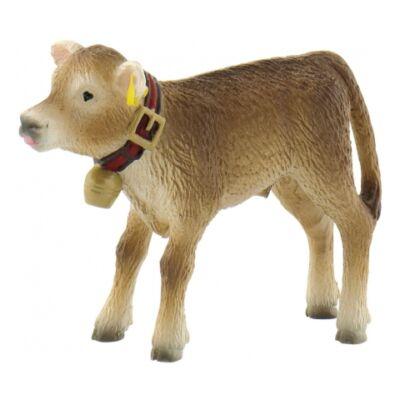 Benni az alpesi tehén borjú játékfigura – Bullyland