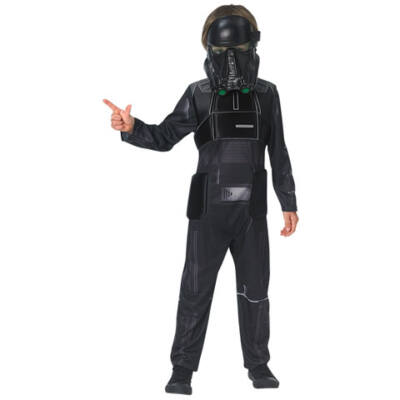Star Wars: Death Trooper deluxe jelmez L méret