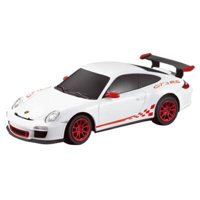 RC Porsche 997 GT3 RS távirányítós autó 1/24 fehér – Mondo