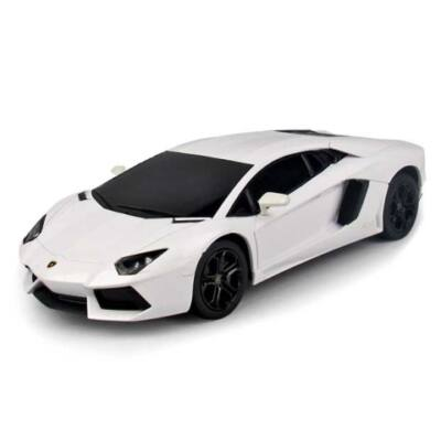 RC Lamborghini Aventador LP700–4 távirányítós autó 1/14 fehér – Mondo
