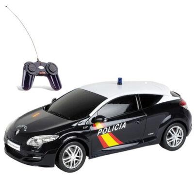 RC Renault Megane RS Policia távirányítós autó 1/24 – Mondo Motors