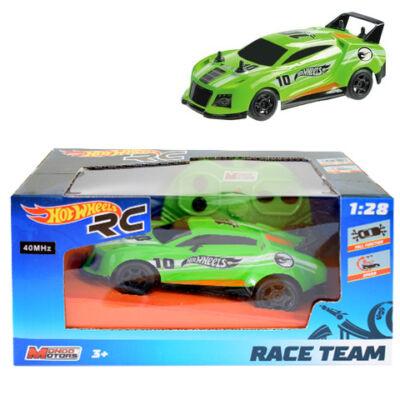 RC Hot Wheels Quick N' Sik távirányítós autó 1/28 – Mondo Motors