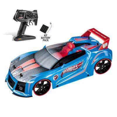 RC Hot Wheels Quick N'Sik távirányítós autó 1/10 – Mondo Motors