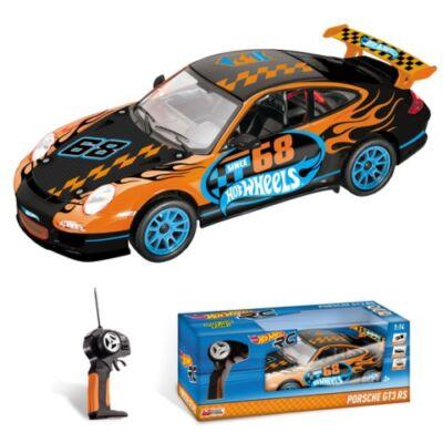 RC Hot Wheels Porsche 911 távirányítós autó 1/14 – Mondo Motors