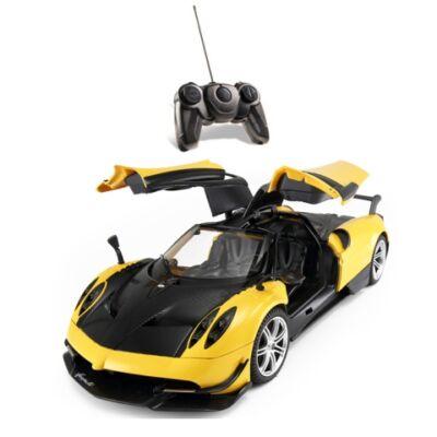 RC Pagani Huayra távirányítós autó 1/14 sárga – Mondo Motors