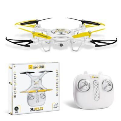 RC Ultradrone X31.0 Explorers kamerás quadrocopter 2.4GHz - Syma