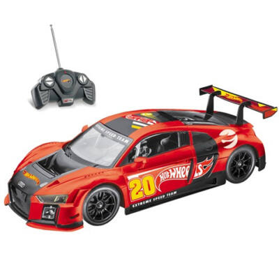 RC Hot Wheels Audi R8 1:14 távírányítós autó – Mondo Motors