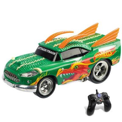 RC Hot Wheels Dragon Fire távirányítós autó 1/16 – Mondo Motors
