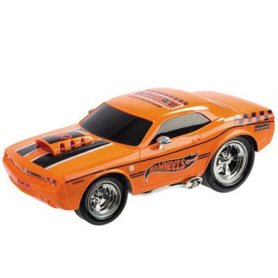 RC Hot Wheels Muscle King távirányítós autó 1:16 fénnyel és hanggal 2,4GHz