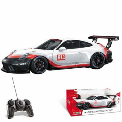 Porsche 911 GT3 Cup távirányítós autó 1/14 – Mondo Motors
