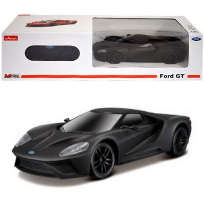RC Ford GT fekete távirányítós autó 1/24 – Mondo Motors