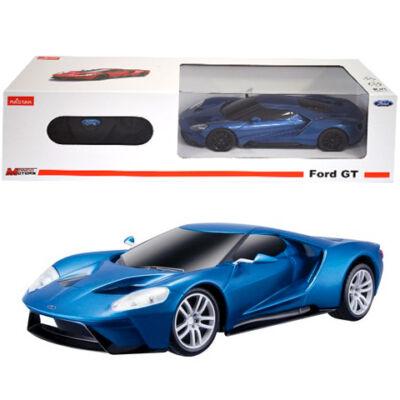 RC Ford GT kék távirányítós autó 1/24 – Mondo Motors