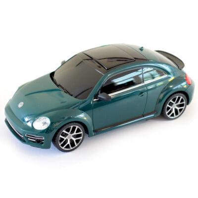 Volkswagen Beetle zöld távirányítós autó 1/24 – Mondo Motors