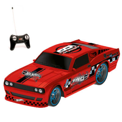 RC Hot Wheels Urban Agent távirányítós autó 1/24 – Mondo Motors