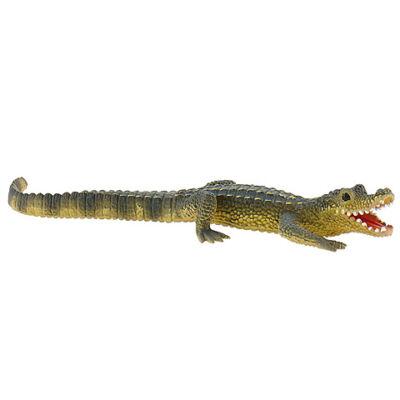 Fiatal aligátor játékfigura