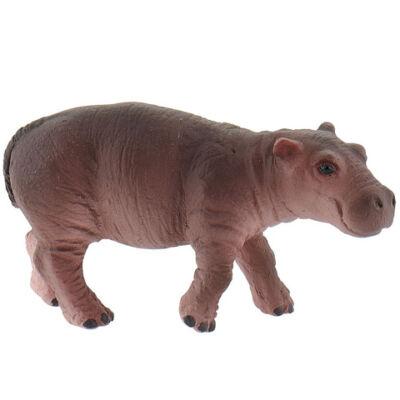 Víziló borjú játékfigura – Bullyland
