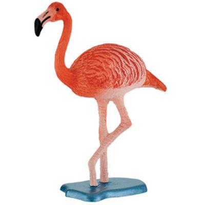 Flamingó játékfigura – Bullyland