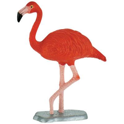 Vörös flamingó játékfigura – Bullyland