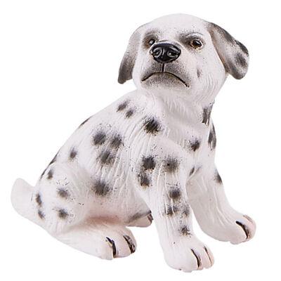 Sugar a Dalmata kölyök kutya játékfigura