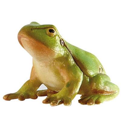 Zöld levelibéka játékfigura – Bullyland