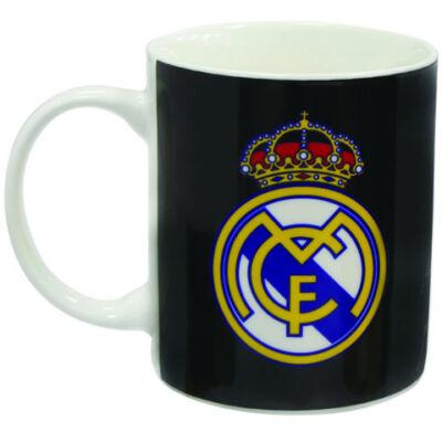 Real Madrid címeres porcelán bögre