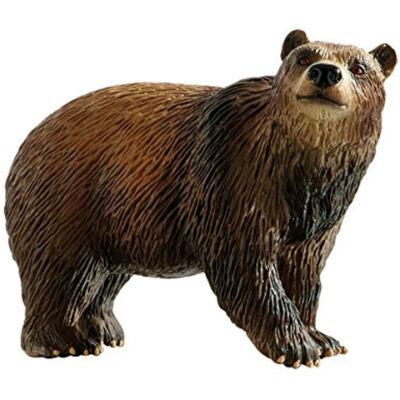 Barna medve játékfigura – Bullyland