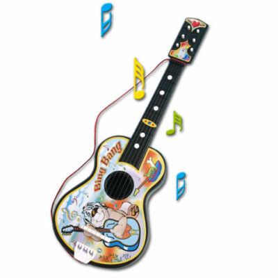 Gyerekgitár 67 cm-es – D-Toys