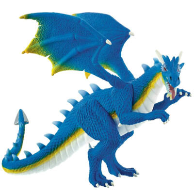 Aquarius vízisárkány játékfigura – Bullyland