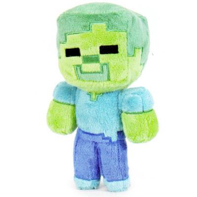 Minecraft: Zombi plüss figura 25 cm